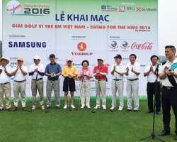 Swing for the Kids 2016 - Hanoi - Vietnam