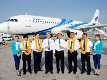 Direct flight connects Da Nang - Bangkok