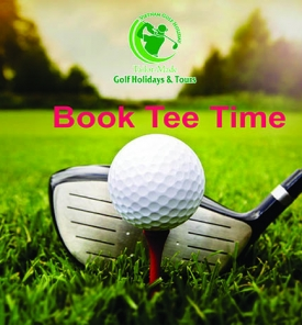 Tee Time Booking