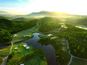 Bana Hills GC - Luke Donald's first course to open March 25 in Vietnam