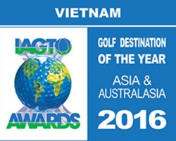 Vietnam Honoured as 2016 Golf Destination of the Year Asia & Australasia