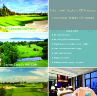 Danang Golf Package Promotion 4D3N From US$ 440