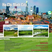 Ho Chi Minh City Luxury Golf Package From US$ 825