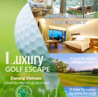 Danang Luxury Golf Escape From US$ 797