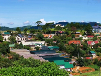 Dalat Romantic Golf 4D3N