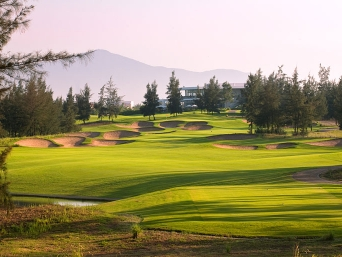 Golf At Montgomerie Links Vietnam