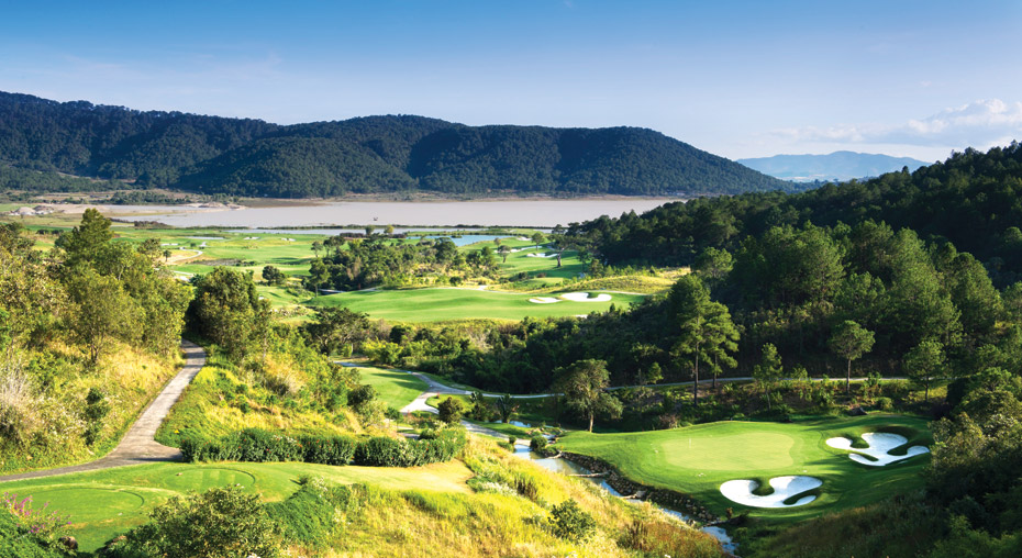 Vietnam Golf Courses