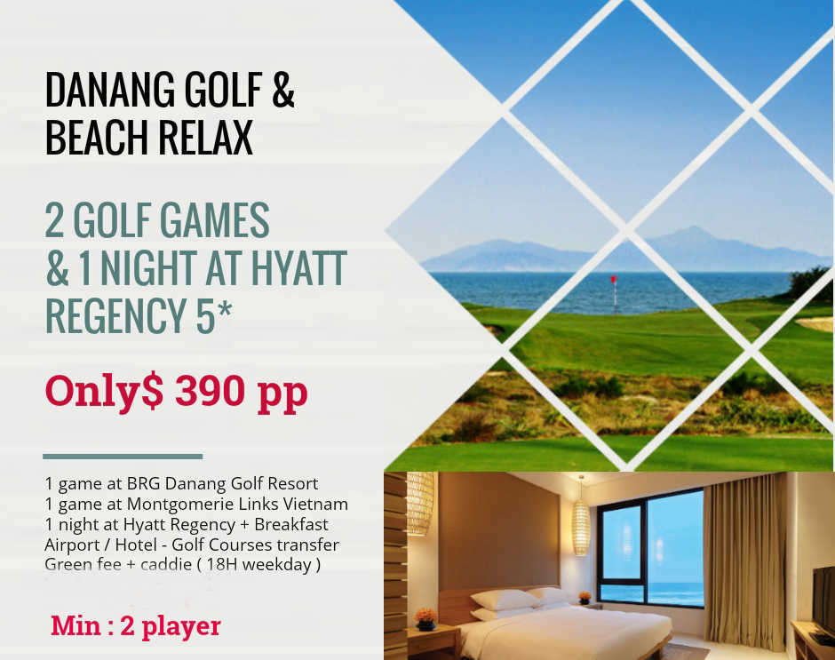 Danang Golf & Beach  Relax Promotion