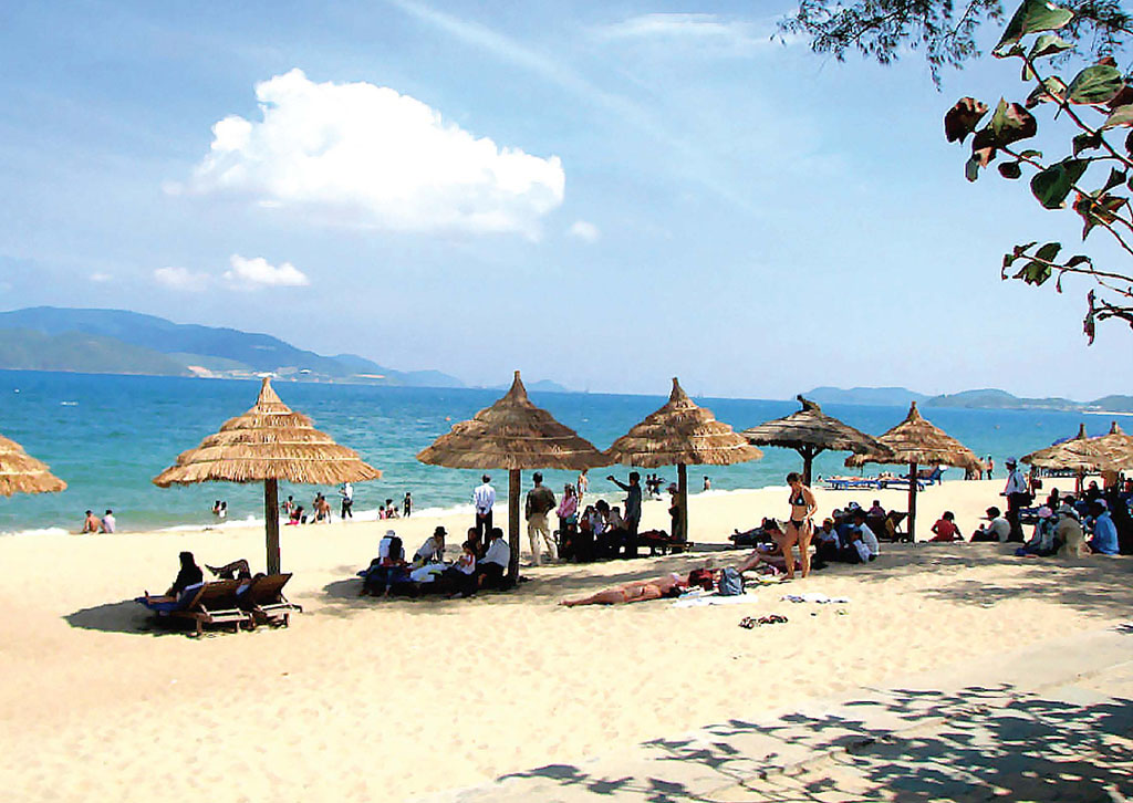 China Beach Danang Vietnam